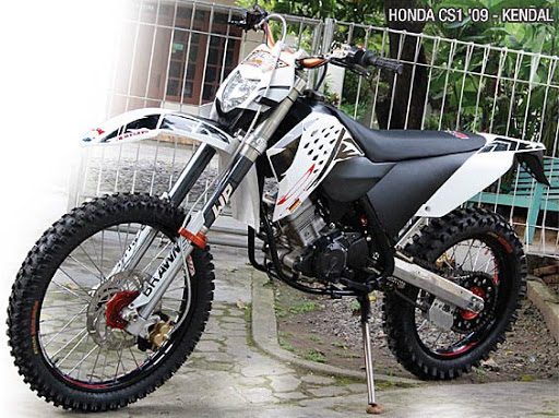 Modifikasi Honda Cs 1 Rasa Special Engine Ktm Jazjuzcom